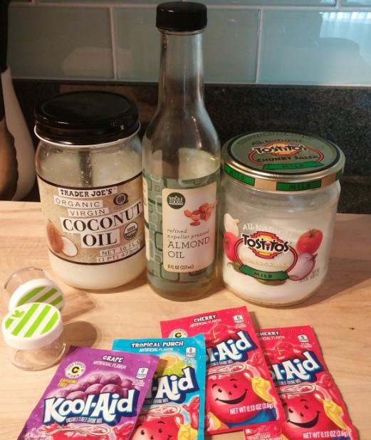 Kool Aid Nail Polish Stains: $30 Cocoon Lip Stain Peel Vs. Kool-Aid Concoction « How 2